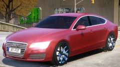 Audi A7 V1 для GTA 4