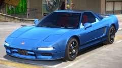 1992 Honda NSX-R для GTA 4