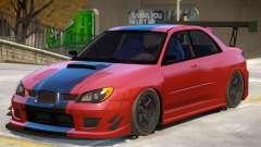 Subaru Impreza Custom для GTA 4