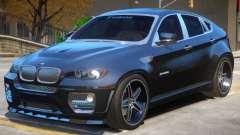 BMW X6 Hamann V2 для GTA 4