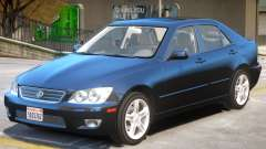Lexus IS300 V1 для GTA 4