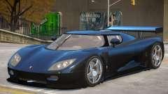 Koenigsegg CCGT для GTA 4