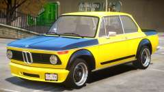 1973 BMW Turbo V1 для GTA 4