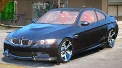 BMW M3 E92 Sport V1 для GTA 4