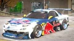 Mazda RX-7 V1.2 PJ2 для GTA 4