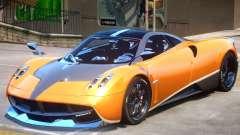 Pagani Huayra V1.2 PJ для GTA 4