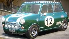 Mini Cooper V1 PJ1 для GTA 4