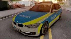 BMW 335i F31 Polizei