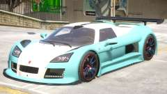 Gumpert Apollo PJ2 для GTA 4