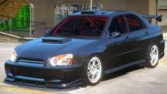 Subaru Impreza STI V1 для GTA 4