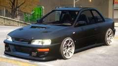 Subaru Impreza V2.1 для GTA 4