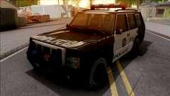 Todoterreno De La Policia для GTA San Andreas