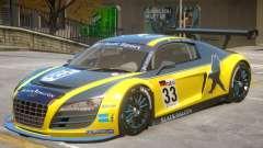 Audi R8 GT-S V1 PJ7 для GTA 4