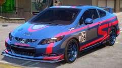 Honda Civic PJ1 для GTA 4