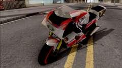 Yamaha TZR250 3XV SP для GTA San Andreas