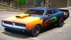 1969 Dodge Charger PJ3 для GTA 4