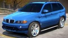 BMW X5 R2 для GTA 4