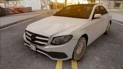 Mercedes-Benz E-Class 2017 Lowpoly