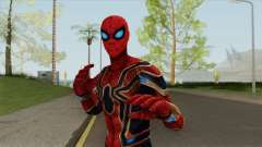 Iron Spider (Spider-Man FFH) для GTA San Andreas