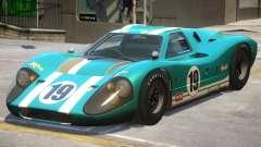 Ford GT40 PJ1 для GTA 4