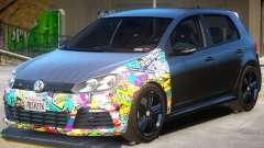 Volkswagen Golf R V2 для GTA 4