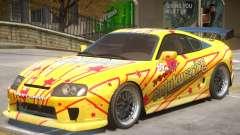 Toyota Supra V2 PJ4 для GTA 4