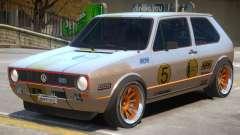Volkswagen Golf GTI PJ для GTA 4