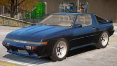 1986 Mitsubishi Starion V1 для GTA 4