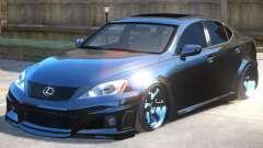 Lexus IS Improved для GTA 4
