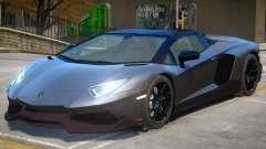 Lamborghini Aventador Anniversary Roadster