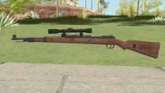 Kar98K (Day Of Infamy) для GTA San Andreas