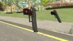 Hawk And Little Pistol GTA V Black (New Gen) V1 для GTA San Andreas