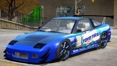 Mazda RX-7 V2 PJ для GTA 4