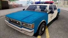 Police LV Hawkins PD from Stranger Things для GTA San Andreas
