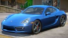 Porsche Cayman V1 для GTA 4