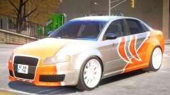 Audi RS4 V2 PJ1 для GTA 4