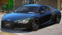 Audi R8 V10 Plus для GTA 4