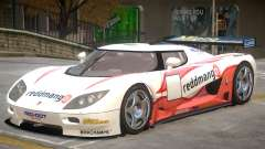 Koenigsegg CCGT V2 PJ2 для GTA 4