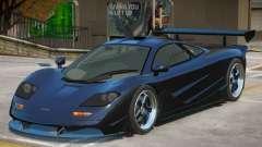 McLaren F1 V2.0 для GTA 4