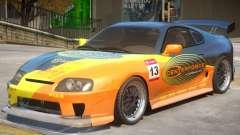 Toyota Supra V2 PJ2 для GTA 4
