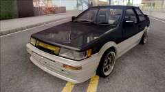 Toyota AE86 Levin Coupe Touge Special для GTA San Andreas
