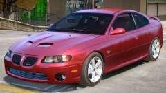 Pontiac GTO V2 для GTA 4