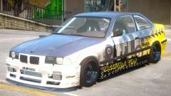 BMW M3 E36 V1 PJ1 для GTA 4