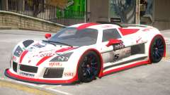 Gumpert Apollo V2 PJ5 для GTA 4