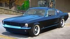 1967 Mustang Classic для GTA 4