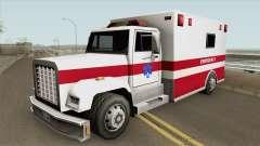 Brute Enforcer (Ambulance) для GTA San Andreas