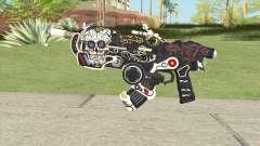 Assault Rifle V3 (Gears Of War 4) для GTA San Andreas