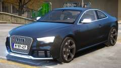 Audi RS5 V1.2 для GTA 4