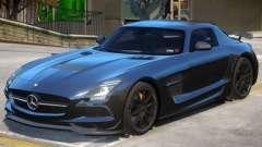 Mercedes Benz SLS V1 для GTA 4