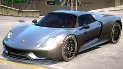 Porsche 918 Spyder V1 для GTA 4